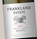 Frankland River Frankland Estate Label
