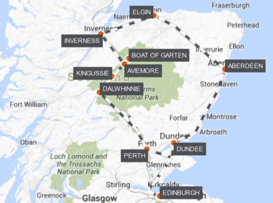 Belmond Royal Scotsman - Explore Scotland by Luxury Train