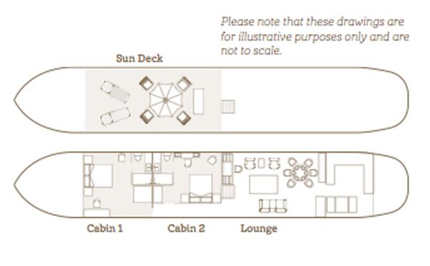 Alouette-deck-plan