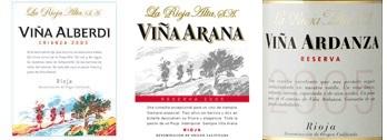 La Rioja Labels