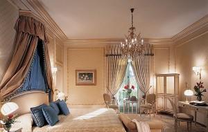 Madrid Ritz Room Royal Suite