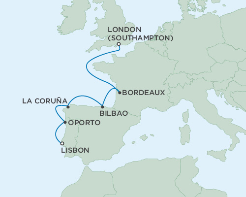 Regent Seven Seas Voyager Lisbon