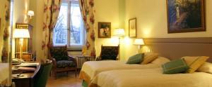 St Petersberg Grand Hotel Europe Room Historic