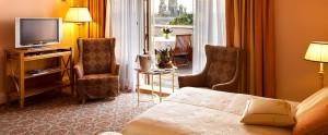 St Petersberg Grand Hotel Europe Room Terrace