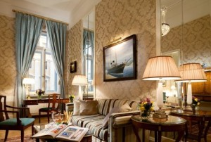 St Petersberg Grand Hotel Europe Suite Historic
