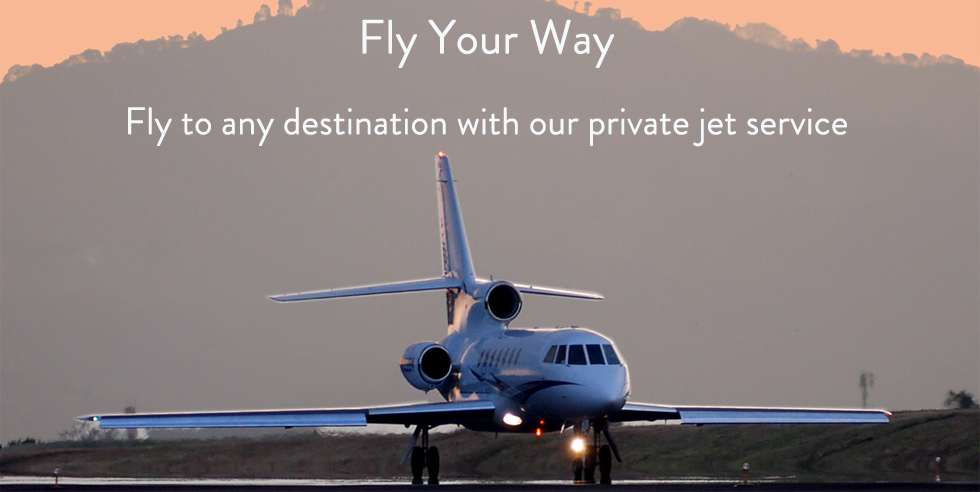 Private-jet-