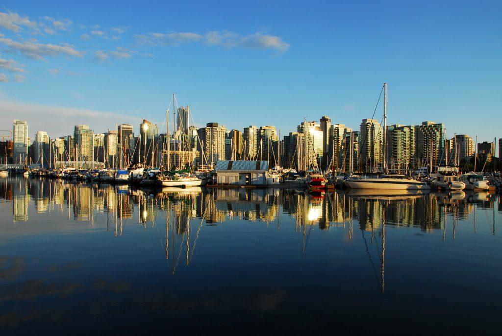 Vancouver-City-harbour