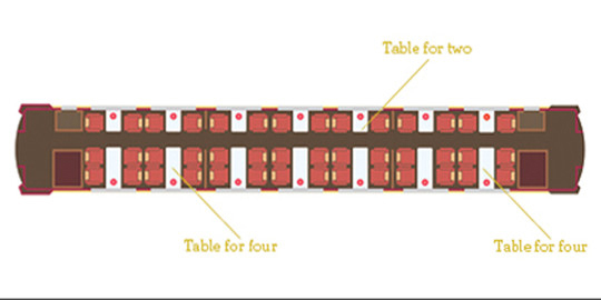 northern-belle-carriage-plan