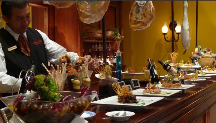 Hyatt Ziva Restaurants Chef S Plate