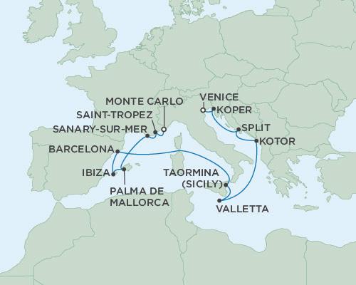 Explorer Maiden Voyage