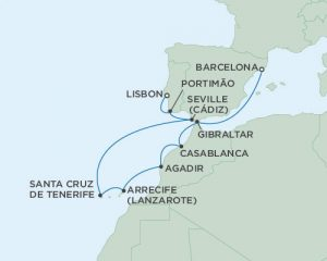 Explorer Lisbon to Barcelona