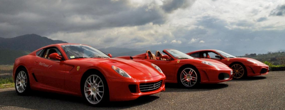 Ferrari self drive holiday tour of italy mulberry for Ferrari christmas