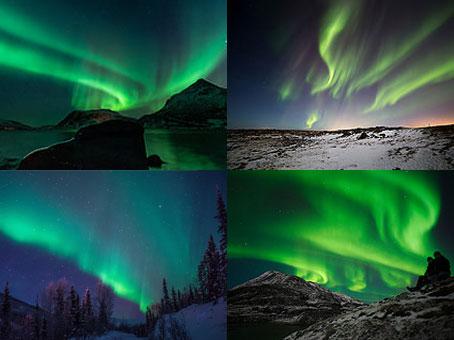 aurora-borealis-collage