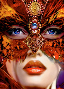The 2018 Grand Masquerade Ball Venice Mulberry Travel