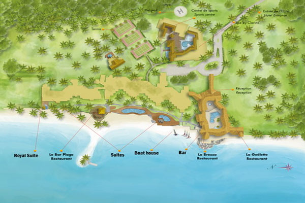 map-of-royal-palm-site