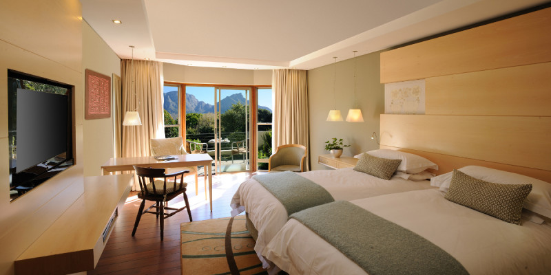Vineyard Hotel Mountain Deluxe