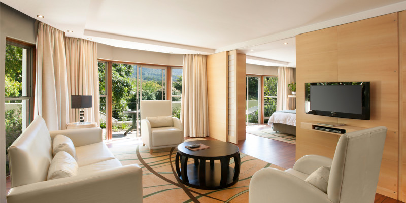 Vineyard Hotel Mountain Suite