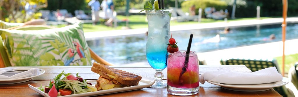 Vineyard Hotel Splash Cafe