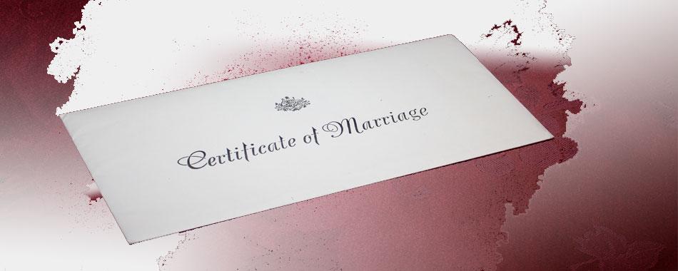 weddings-certificate