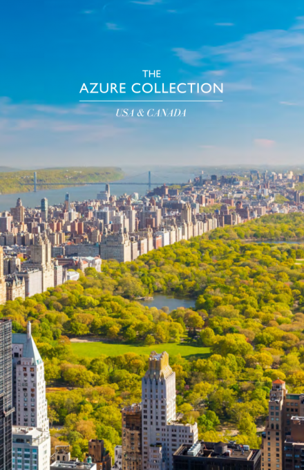 Azure Collection 2015 USA Brochure