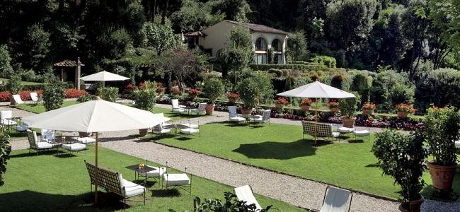 belmond villa san michele florence mulberry travel. Black Bedroom Furniture Sets. Home Design Ideas