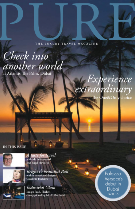 Pure - The Luxury Travel Magazine
