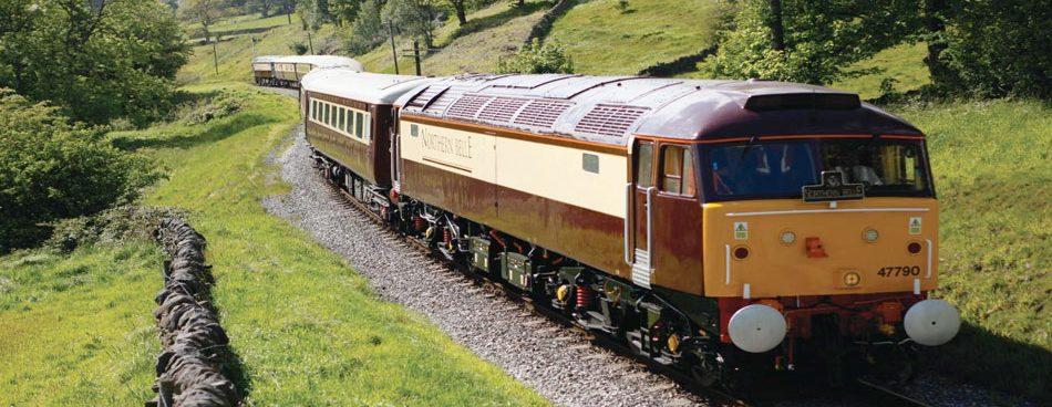 Belmond Northern Belle Luxury Rail Day Trips