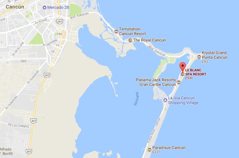 le-blanc-location-map